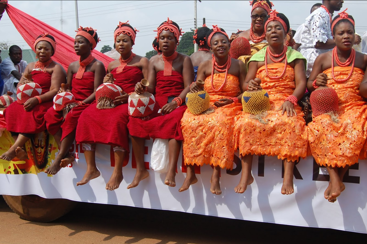 Various African culture.