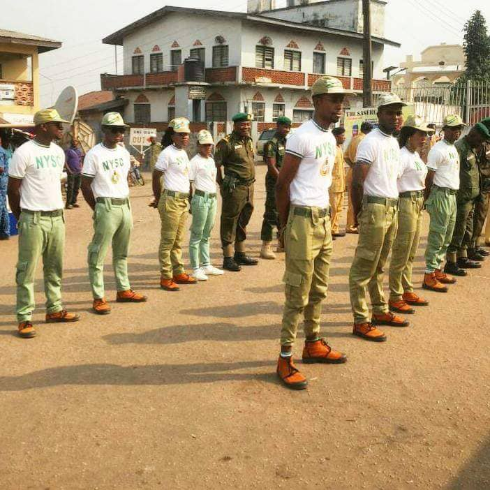 NYSC Allawee 2018